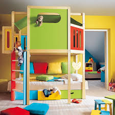 chambre enfant mezzanine aménager une mezzanine dans une chambre d enfant astuces déco
