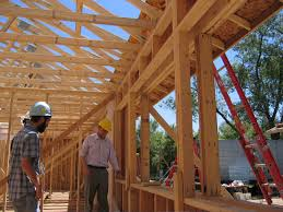 High Efficiency Homes by Double Stud Walls High Performance Walls Construction Framing Et