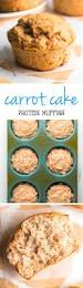 carrot cake protein muffins amy u0027s healthy baking