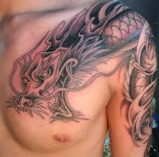 animal tattoos meaning strength great designs for men fashiongirls