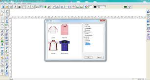 pattern and grading software richpeace garment cad v9 0 education version garment cad cad