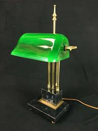 green glass shade bankers l bankers l radditude co