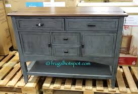 bayside furnishings accent cabinet bayside furnishings blue gray accent cabinet costco frugalhotspot