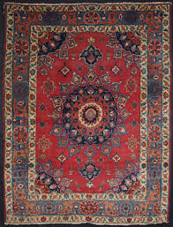 Old Persian Rug by Old Persian Tabriz Rug With Excellent Soft Colours Classic Design