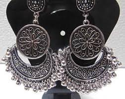 Chandelier Earrings Etsy Gypsy Earrings Etsy