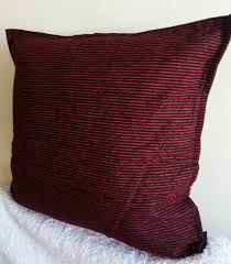 pillow covers for sofa decorative throw pillow covers 16x16 red black indian discovered