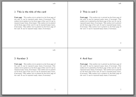 printable note cards pdf how to print on an index card etame mibawa co