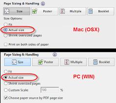 printable area change cadimage blog pdf printing not to scale