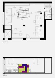 floor plan of office minimalist office interior design combining two companies into one