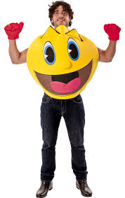 deluxe pac man costume pac man the ghostly adventures