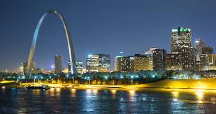 Gateway Arch Gateway Arch Stock Footage Video Shutterstock