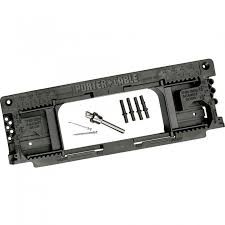 porter cable door hinge template porter cable door hinge template 59370 rockler woodworking and