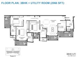 godrej oasis sector 88a gurgaon floor plan