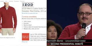 republican halloween meme ken bone u0027s famous red sweater sells out within hours