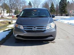 2010 Honda Odyssey Cross Bars by Review 2011 Honda Odyssey The Truth About Cars