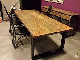 ensemble de cuisine en bois table manger design ensemble oslo noir table de cuisine et salle
