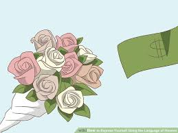 The Language Of Flowers How To Express Yourself Using The Language Of Flowers 5 Steps