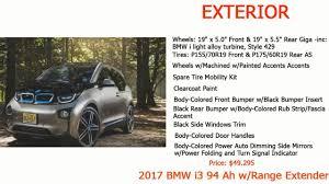 bmw i3 range extender review 2017 bmw i3 94 ah w range extender review