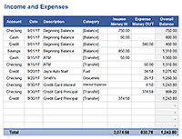 checkbook register for excel free excel checkbook register printable