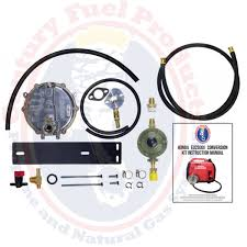 honda eu2000 tri fuel lp natural gas gasoline generator conversion kit