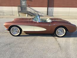 1956 corvette convertible fs for sale 1956 corvette corvetteforum chevrolet corvette