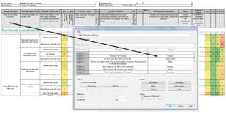 Fmea Template Excel Fmea Facilitaton Facilitator To Help With Failure Modes And