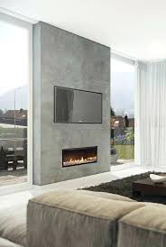 napoleon lhd45 linear gas fireplace contemporary modern direct