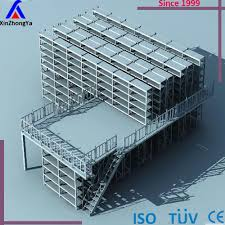 warehouse industry design warehouse multi level flooring mezzanine