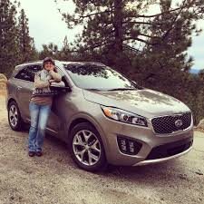 taking the lake tahoe curves in the new 2016 kia sorento