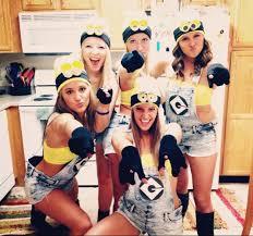 Cheetah Girls Halloween Costume Minion Halloween Costume College Minion Halloween
