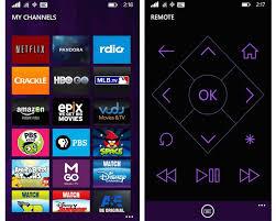 roku app android introducing the roku windows mobile app