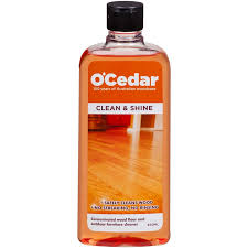 o cedar 450ml clean and shine timber floor cleaner bunnings