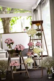 Wedding Arch Ladder 25 Awesome Ways To Incorporate Ladders Into Your Wedding