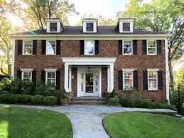 Home Again Design Summit Nj Wow House Handsome Brick Colonial In Summit Summit Nj Patch