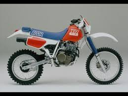 honda 600 cc 87 xr 600 google search vintage dirt bikes pinterest