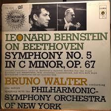 ludwig van beethoven leonard bernstein the new york philharmonic