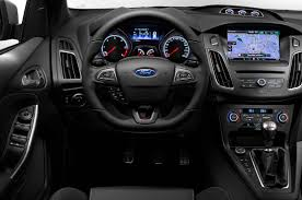 ford bronco 2018 interior 2018 ford focus rs vs st interior carstuneup carstuneup