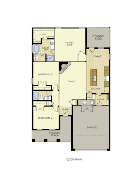 rosa home plan by betenbough homes in lone star trails