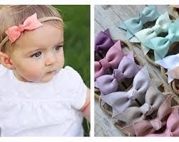 toddler headbands infant headbands etsy