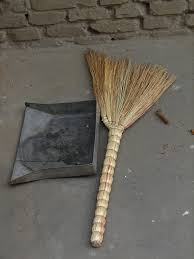 chinese broom superstitions a broom is inhabited by a spirit and