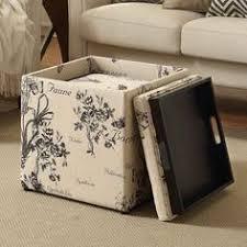 home basics storage ottoman paris home basics http smile amazon