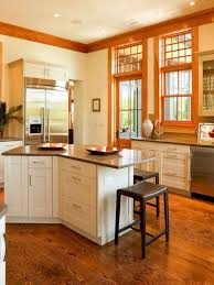 white kitchen cabinets wood trim tucuna apartment brick and wooden walls in a modern