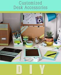 Personalized Desk Accessories And Desk Accessories