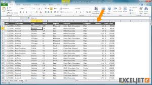 excel tutorial how to add a calculated field to a pivot table