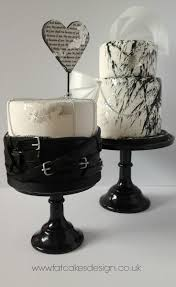 30 best cakes leather and lace images on pinterest cakes