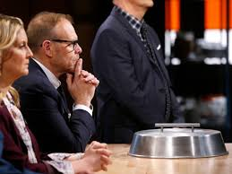 alton brown takes over the chopped kitchen for a brand new