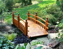 backyard bridges garden bridge kits wooden garden bridges satuskaco sedl cansko