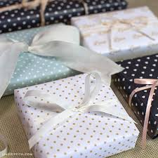 How To Wrap Wedding Gifts - parisian style wedding wrapping paper lia griffith