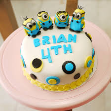 minion birthday cakes minion birthday cake crustabakes