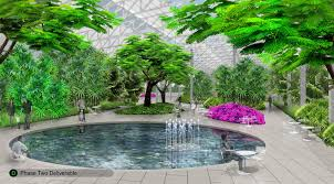 Botanical Gardens Calgary Calgary City News Artist Renderings Of The Devonian Gardens